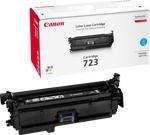 Canon Toner cyan, Cartridge Nr. 723 , 2643B002