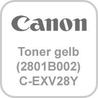 Canon Toner für IR C5045/C5051i gelb (2801B002)
