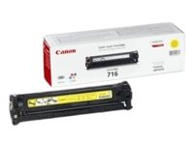 Canon Toner gelb 1977B002, 716Y, 1977B002