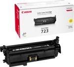 Canon Toner gelb, Cartridge Nr. 723 , 2641B002