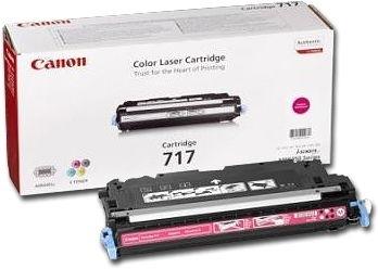 Canon Toner magenta, Cartridge Nr. 717 für MF8450