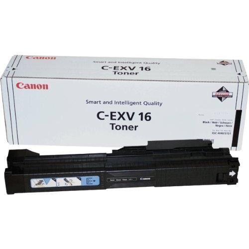 Canon Toner schwarz (1069B002) , C-EXV16BK