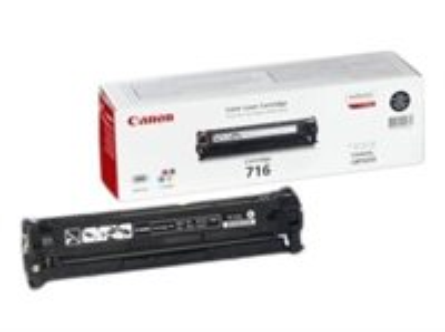 Canon Toner schwarz 1980B002, 716BK, 1980B002