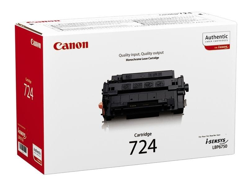 Canon Toner schwarz (3481B002) , 724