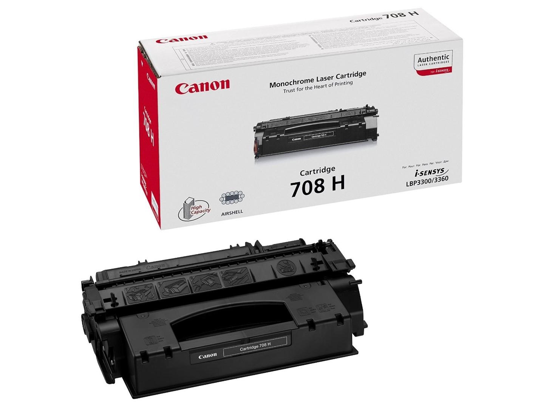 Canon Toner schwarz, Cartridge 708H 0917B002AA