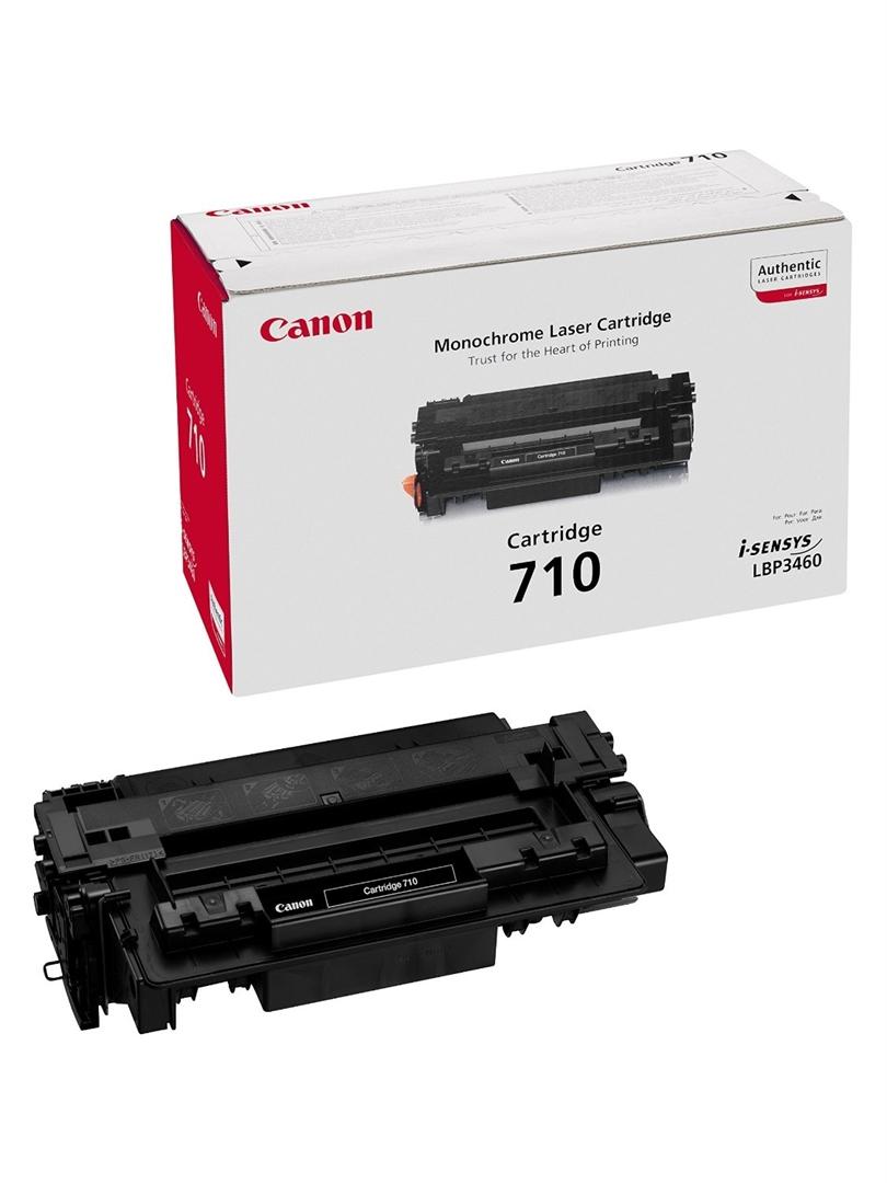 Canon Toner schwarz, Cartridge 710, 0985B001AA