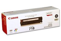 Canon Toner schwarz, Cartridge Nr. 718 für LBP7200