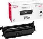 Canon Toner schwarz XL, Cartridge Nr. 723HC