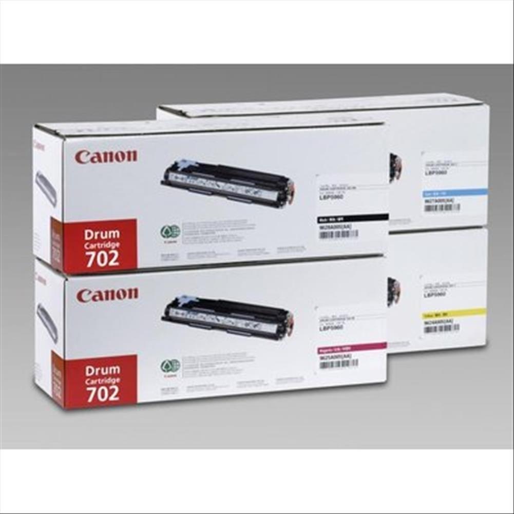 Canon Trommel schwarz (9628A004) , 702BK