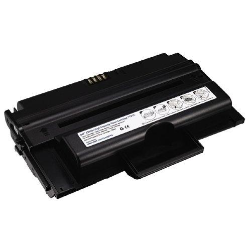 Dell Toner HC schwarz - YTVTC / 593-11043