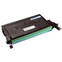 Dell Toner SC cyan - P586K / 593-10373