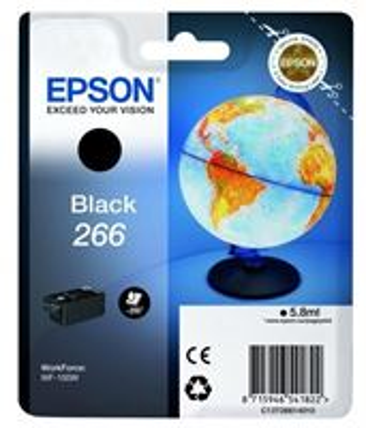 Epson 266 - Schwarz - Original - Tintenpatrone