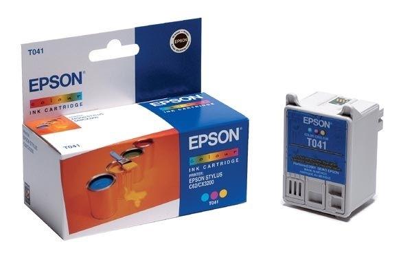 EPSON Farbtintenpatrone für Stylus C62