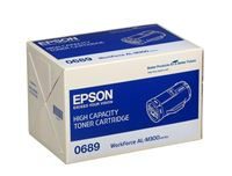 Epson HC Toner schwarz - C13S050689