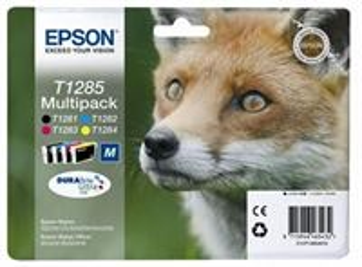 Epson Multipack 4farbig für SX125, T12854010
