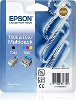 Epson Multipack T066/T067 - Tinte