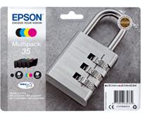 Epson Original - 4er-Pack Tinte 35 B/C/M/Y