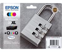Epson Original - 4er-Pack Tinte 35XL B/C/M/Y