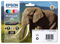 Epson Original - Tinte 6 Farben - 24 Claria
