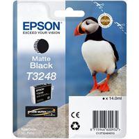 Epson Original - Tinte T3248 matt schwarz