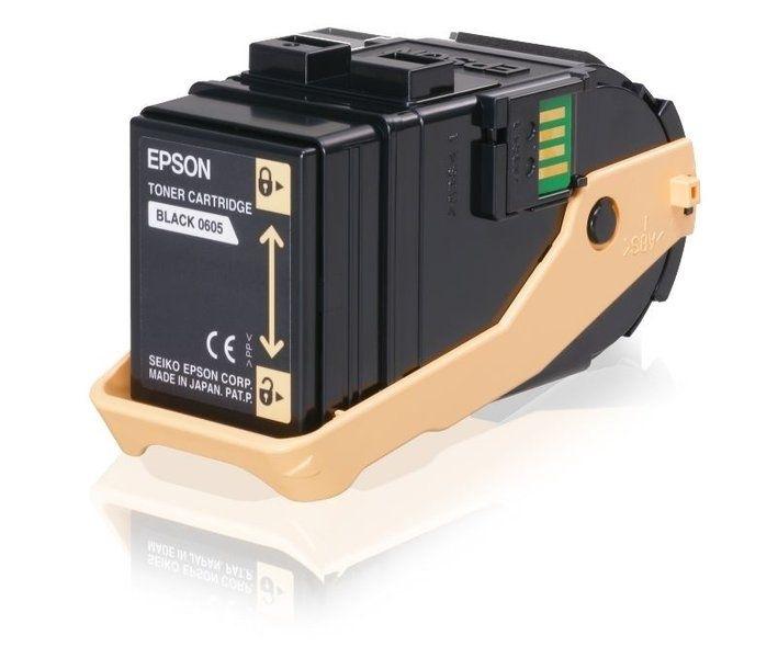Epson Original - Toner schwarz - C13S050605
