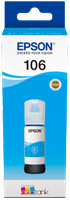 Epson Original 106 - Tinte cyan -  C13T00R240