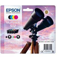 Epson Original 502 Tinte 4er Multipack bkcmy - C13T02V64010