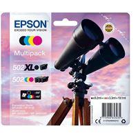 Epson Original 502/502XL Tinte 4er Multipack bkcmy - C13T02W94010