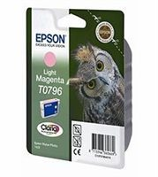Epson Original Tinte light magenta T0796