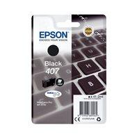Epson Original Tinte schwarz 407 - C13T07U140