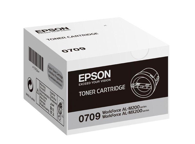 Epson Standard Toner schwarz - C13S050709