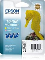 Epson T048 Multipack - 3 x 13 ml
