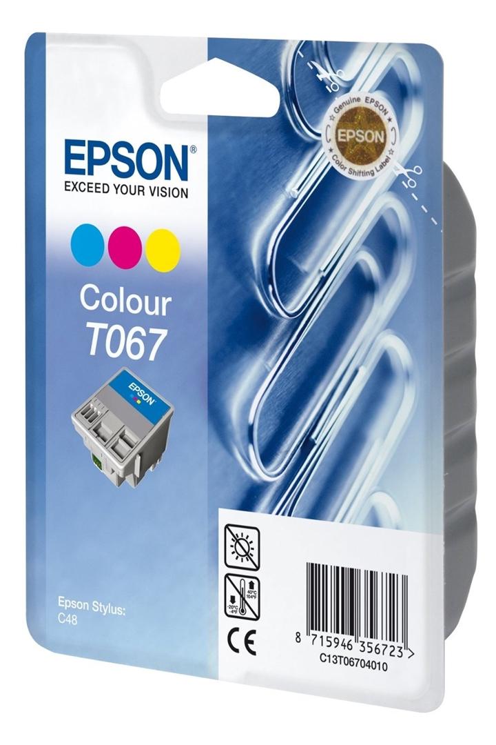 EPSON Tinte color T067040
