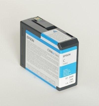 Epson Tinte cyan für Pro3800, T580200