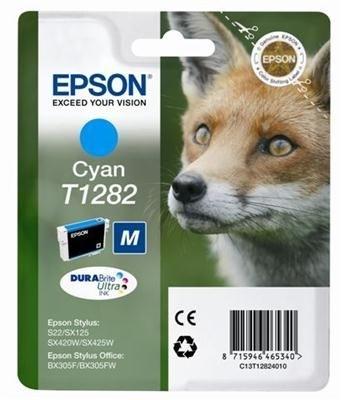 Epson Tinte cyan für SX125, T12824010