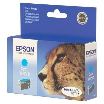 Epson Tinte cyan T071240