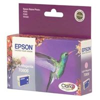 Epson Tinte light magenta T0806, T08064011