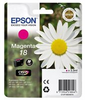 Epson Tinte magenta 18 Claria Home Ink T1803