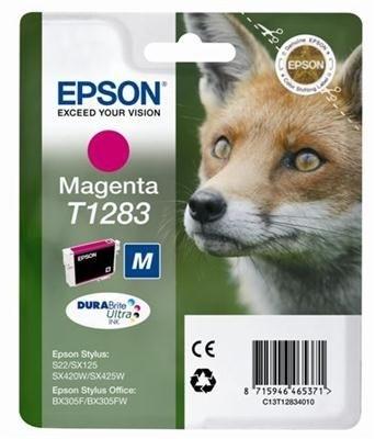 Epson Tinte magenta für SX125, T12834010