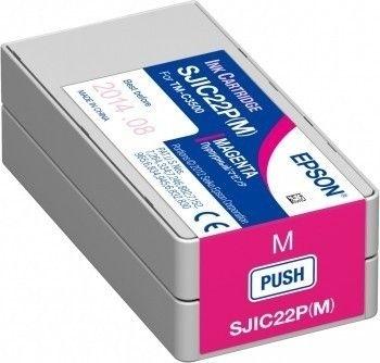 Epson Tinte magenta für TM-C3500, S020603