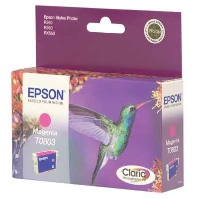 Epson Tinte magenta T0803, T08034011