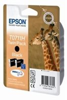 Epson Tinte schwarz 2er-Pack , T071140H10