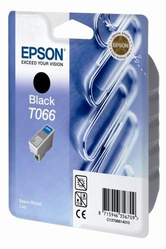 EPSON Tinte schwarz T066140