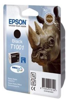 Epson Tinte schwarz T1001, DURABrite