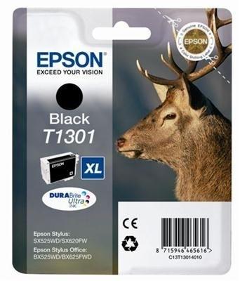 Epson Tinte schwarz XL für SX525WD, T13014010