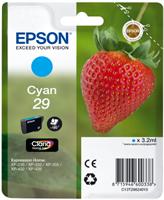 Epson Tinte Singlepack cyan 29 T2982