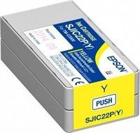 Epson Tinte yellow für TM-C3500, S020604