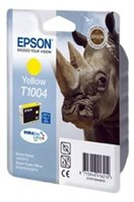 Epson Tinte yellow T1004, DURABrite
