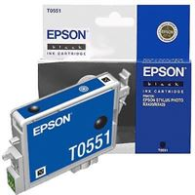 EPSON Tintenpatrone - T055140, schwarz