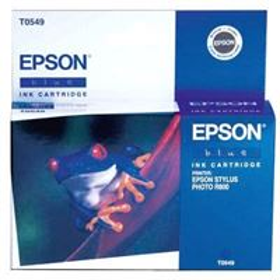 EPSON Tintenpatrone blau - T054940